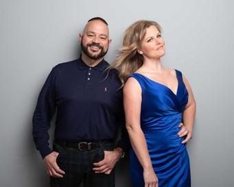Singer Kelly Carey and Pianist Rick Santamaria