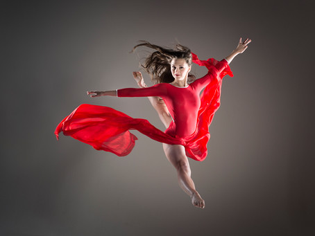 Jessica Ann Smith, Ballerina