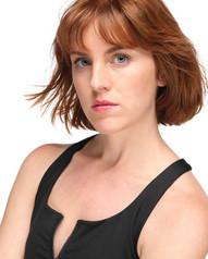 Lindsey Khampouy Intense expression