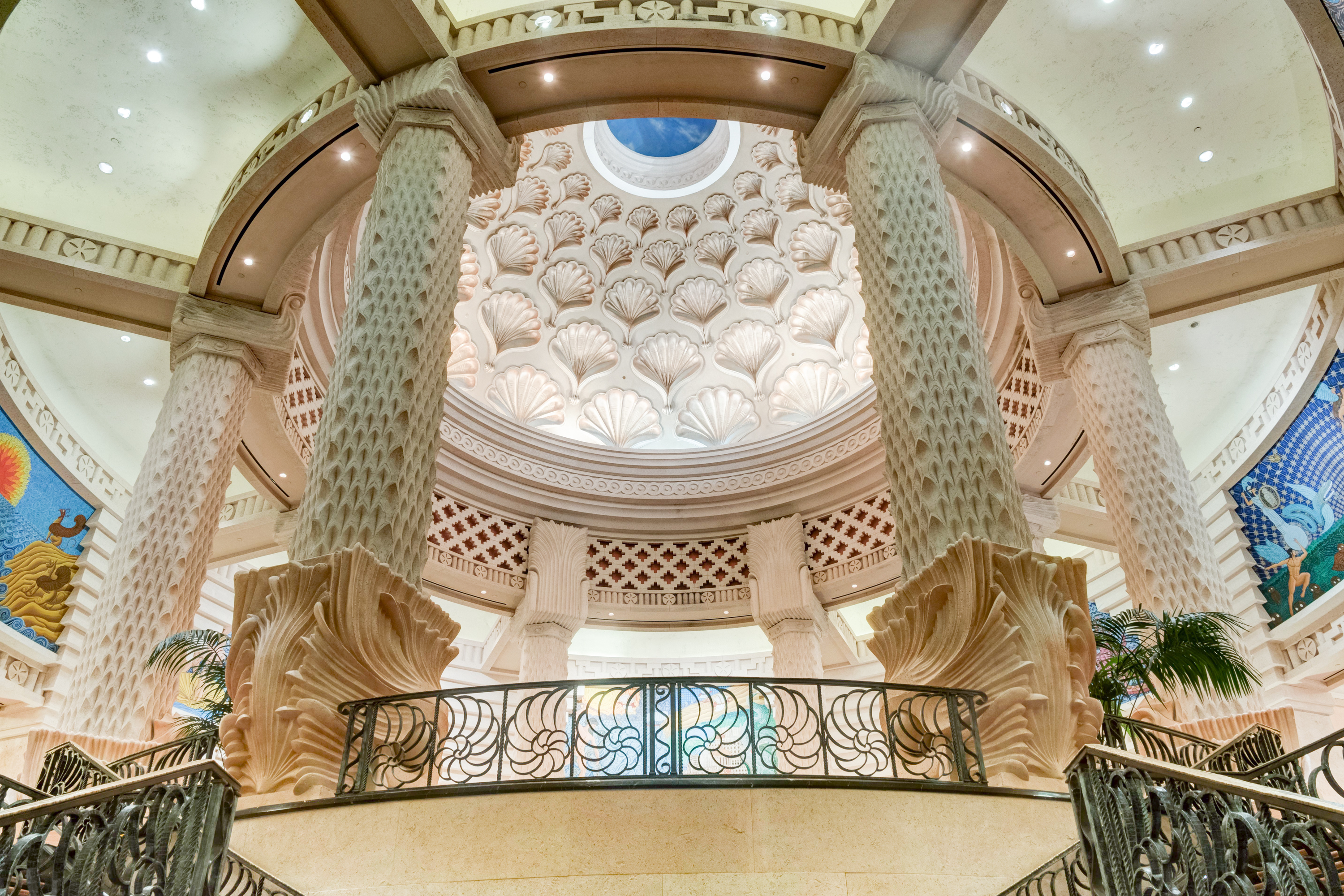 Royal Tower Rotunda