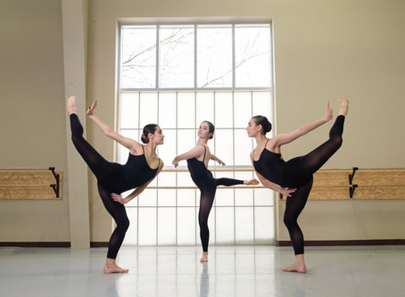 Michigan Ballet Academy Location Shoot