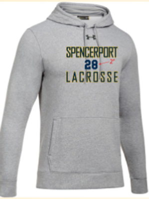 Spencerport Boys Lax Under Armour Hoody
