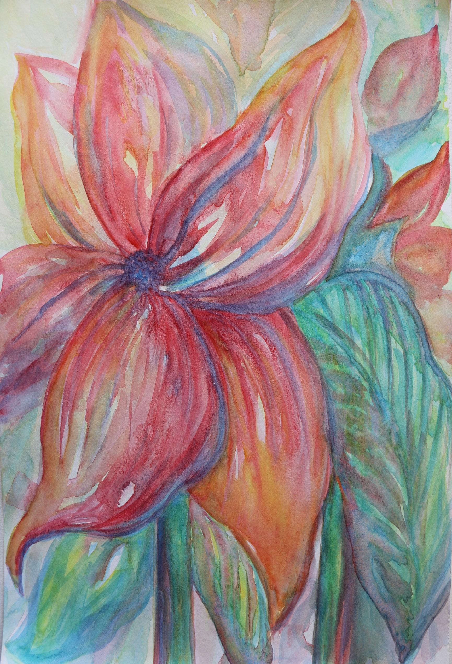 Flowy Flower