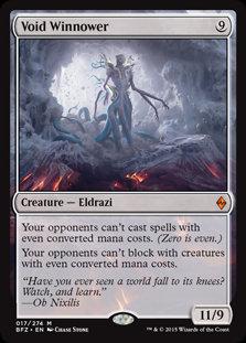 Void Winnower (Battle for Zendikar)