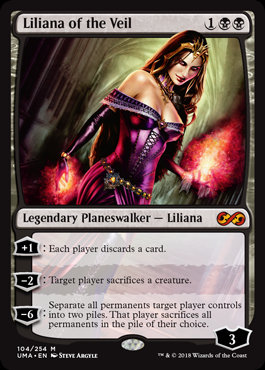 Liliana of the Veil (Ultimate Masters)