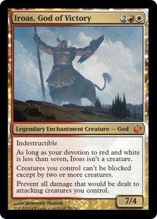 Iroas, God of Victory (Journey into Nyx)