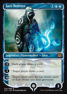 Jace Beleren (Foil / Spellbook - Jace)