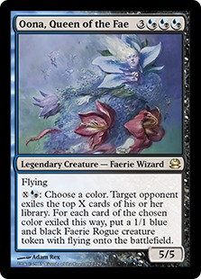 Oona, Queen of the Fae (Modern Masters 2013)