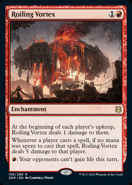Roiling Vortex (Zendikar Rising)