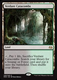 Verdant Catacomb (Foil / Modern Masters 2017)