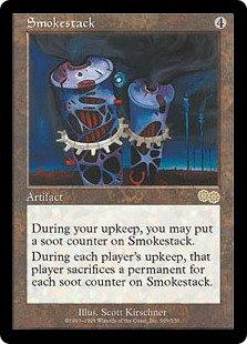 Smokestack (Urza's Saga)