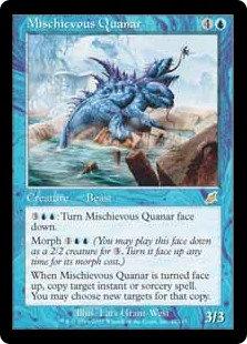 Mischievous Quanar (Scourge)