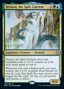 Verazol, the Split Current (Zendikar Rising)