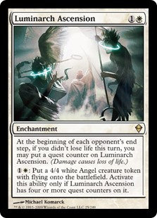 Luminarch Ascension (Zendikar)