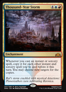 Thousand-Year Storm (Guilds of Ravnica)
