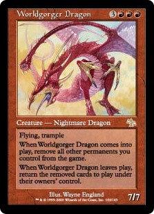 Worldgorger Dragon (Judgement)