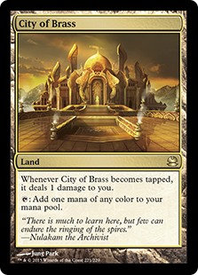City of Brass (Modern Masters 2013)