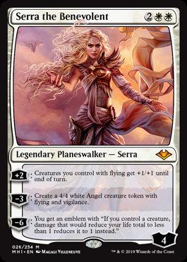 Serra the Benevolent (Modern Horizons)