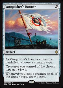 Vanquisher's Banner (Ixalan)