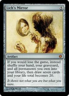 Lich's Mirror (Shards of Alara)