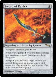 Sword of Kaldra (Mirrodin)