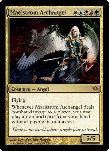 Maelstrom Archangel (Foil / Conflux)
