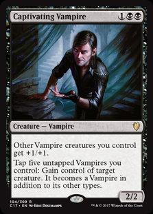 Captivating Vampire (Commander 2017)