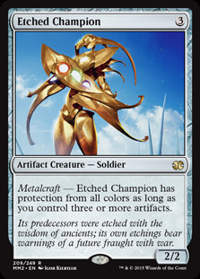 Etched Champion (Modern Masters 2015)