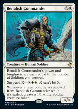 Benalish Commander (Time Spiral Remastered)