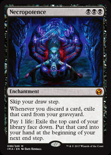 Necropotence (Iconic Masters)