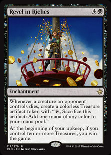 Revel in Riches (Foil / Ixalan)