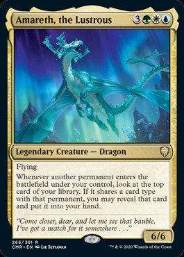 Amareth, the Lustrous (Commander Legends)