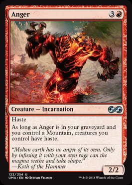 Anger (Foil / Ultimate Masters)