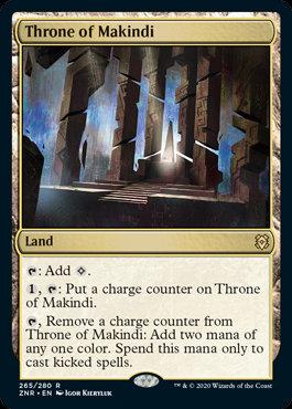 Throne of Makindi (Zendikar Rising)