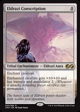 Eldrazi Consctription (Ultimate Masters)