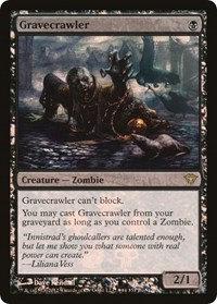 Gravecrawler (Promo Foil)