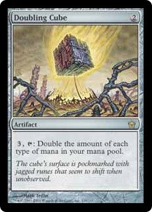 Doubling Cube (Fifth Dawn)