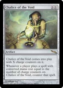 Chalice of the Void (Mirrodin - Chinese)