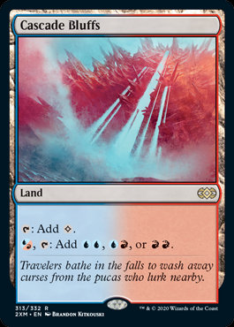 Cascade Bluffs (Double Masters)