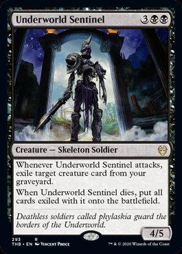 Underworld Sentinel (Theros Beyond Death)