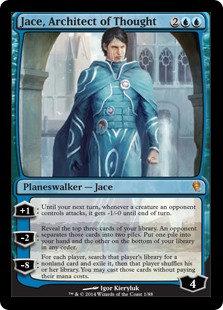 Jace, Architect of Thought (Duel Decks - Jace vs Vraska)