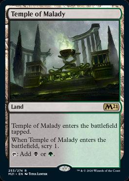 Temple of Malady (CoreSet 2021)