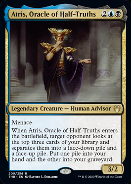 Atris, Oracle of Half-Truths (Theros Beyond Death)