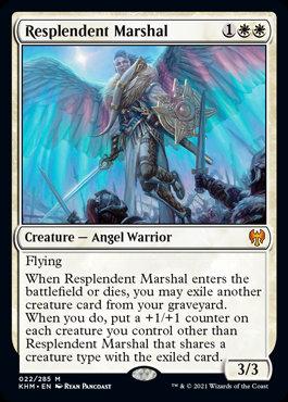 Resplendent Marshal (Kaldheim)