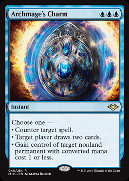 Archmage's Charm (Modern Horizons)