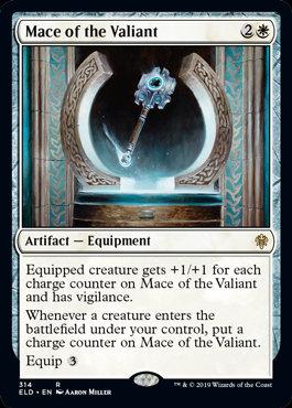 Mace of the Valiant (Throne of Eldraine)