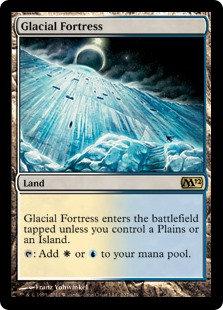 Glacial Fortress (CoreSet 2012)