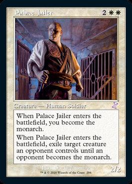 Palace Jailer (Time Spiral Remastered)