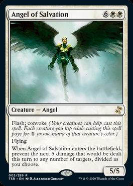 Angel of Salvation (Time Spiral Remastered)