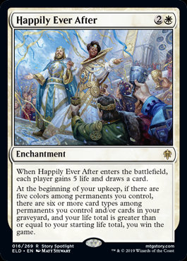 Happily Ever After (Foil / Throne of Eldraine)